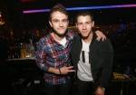 Zedd and Nick Jonas. Photo: Danny Mahoney/XS Las Vegas