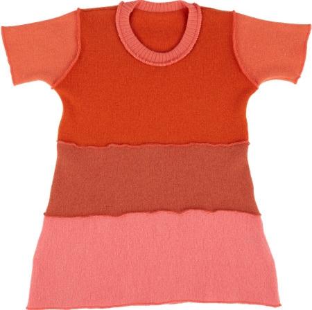 agua short sleeve dress