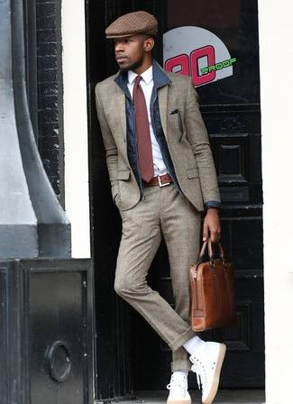 8 Chic Designer Sneakers To Wear With Your Snazzy Suits