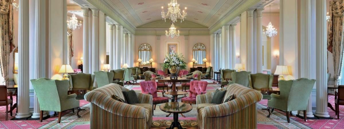 The Fairmont Hamilton Princess' Fairmont Gold Lounge