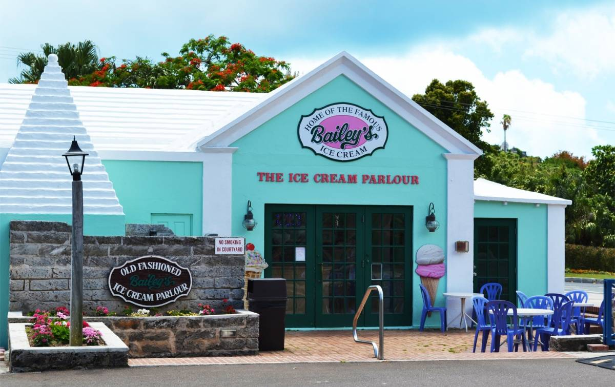 Bailey's Ice Cream Parlour – Photo by Kristin Tablang
