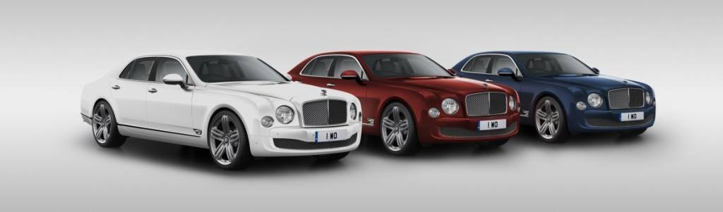 Photo courtesy of Bentley Motors