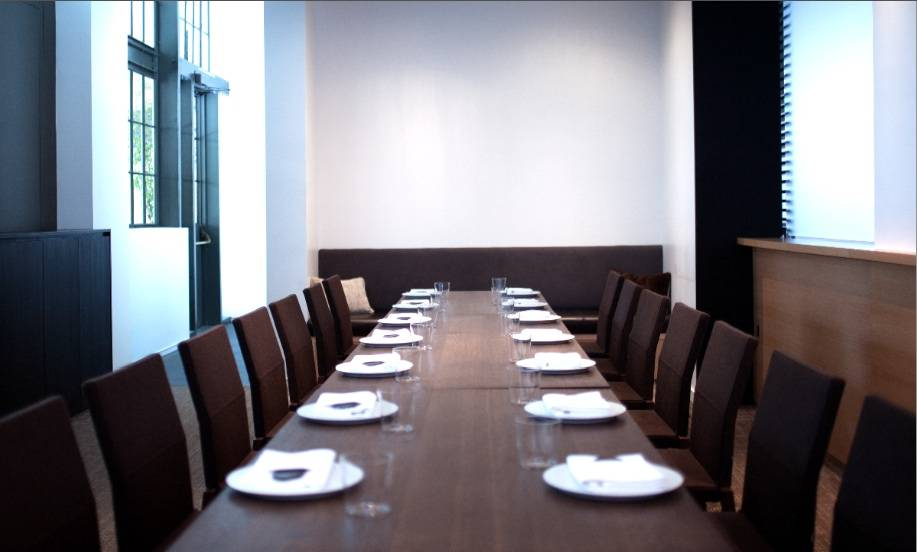 the hautest private dining rooms in san francisco