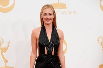 Cat Deeley in Forevermark Diamonds at the 2013 Emmy Awards