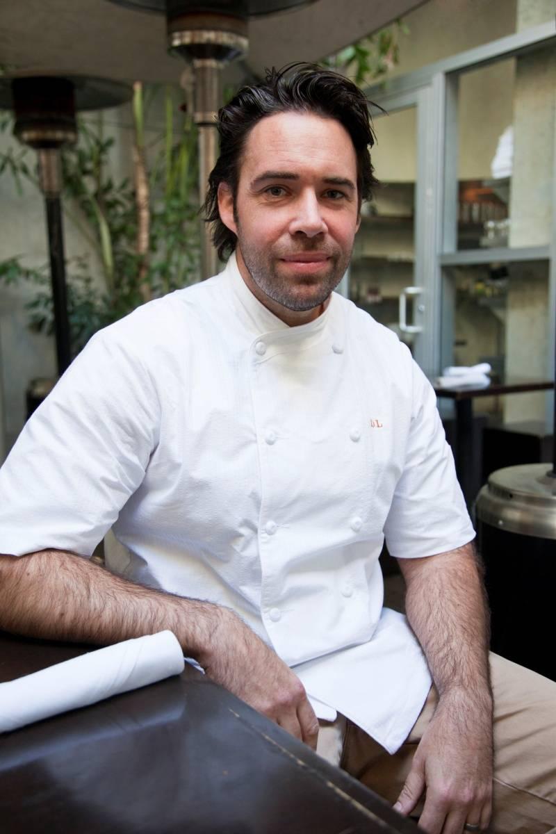 Chef David Lentz