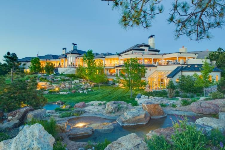 Colorado Mega Mansion Auction