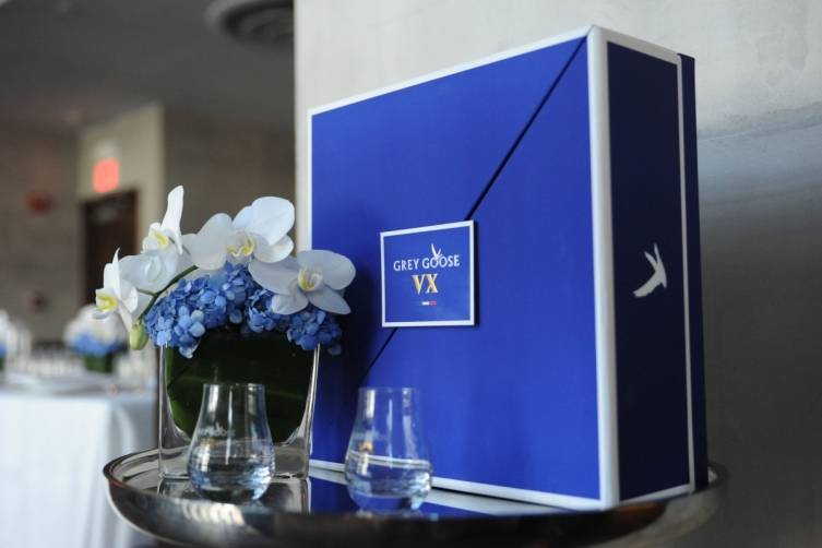 GREY GOOSE VX Packaging