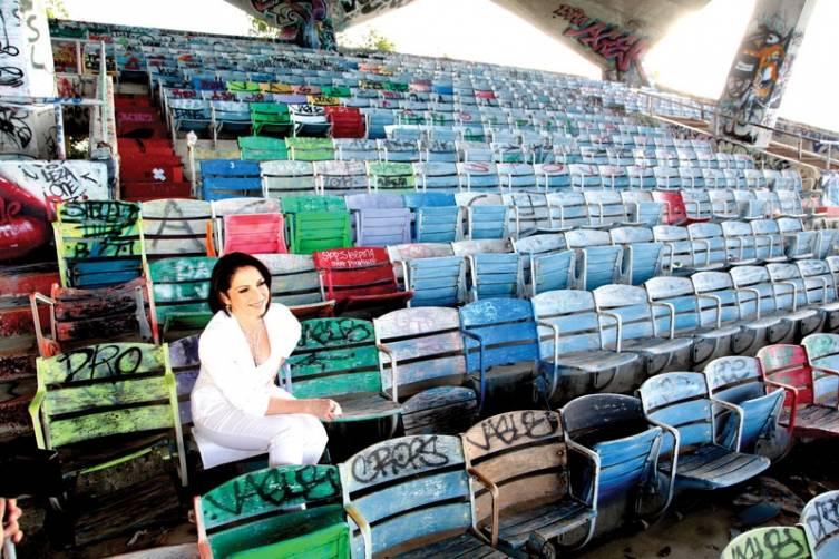 Gloria Estefan Donates $500,000 to Restore Miami Marine Stadium
