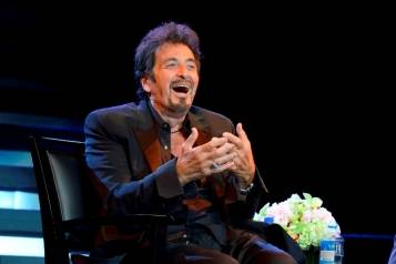 Pacino One Night Only at The Mirage - Photo by Bryan Steffy 09
