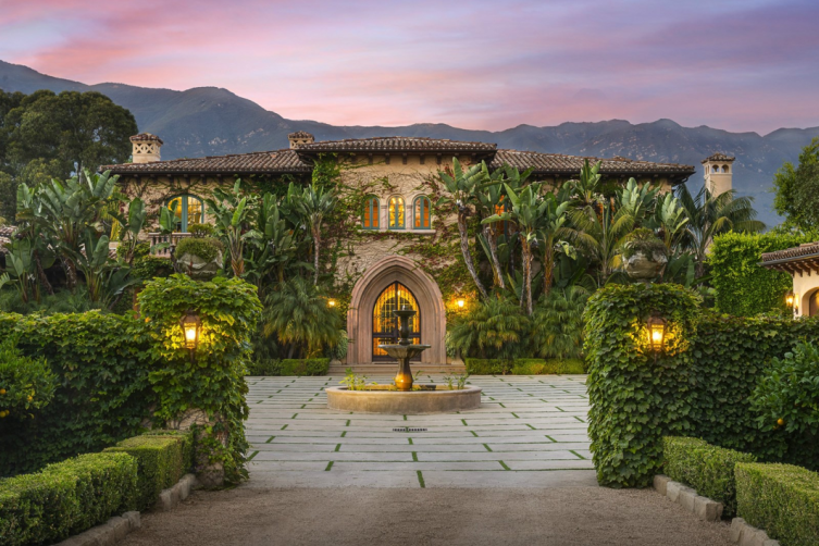 Sotheby's International Realty: World Class Montecito Estate