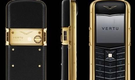 Vertu Smartphone  Image via marketingweek.co.uk
