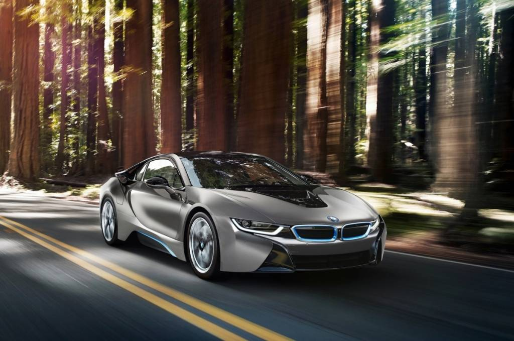 BMW i8 Concours d' Elegance Edition