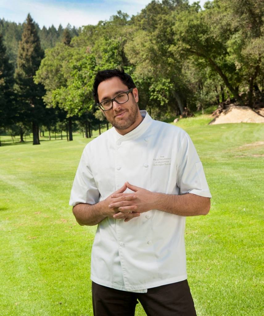 Chef Christopher Kostow