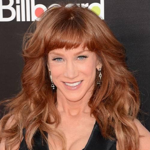 Kathy Griffen  Image via zap2it.com