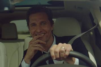 Matthew McConaughey for Lincoln