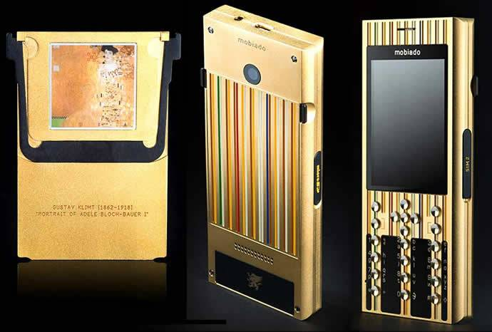 Mobiado Art Edition Gustav Klimt Smart Phone