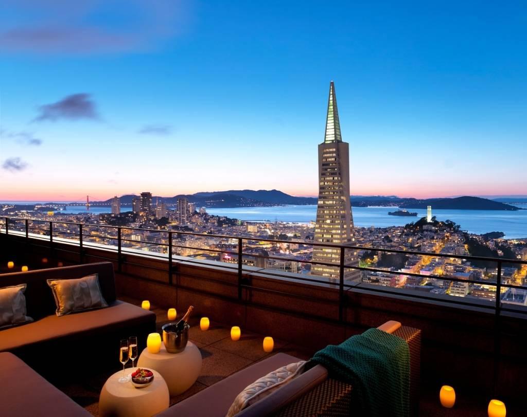 best san francisco hotel suites