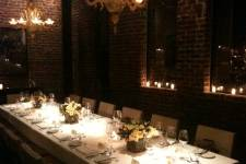private dining rooms in San Francisco
