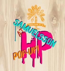 Samuelsson at HP