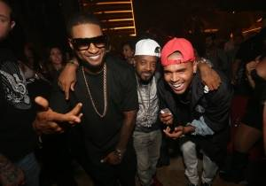 09.19_Usher, Jermaine Dupri, Chris Brown_XS