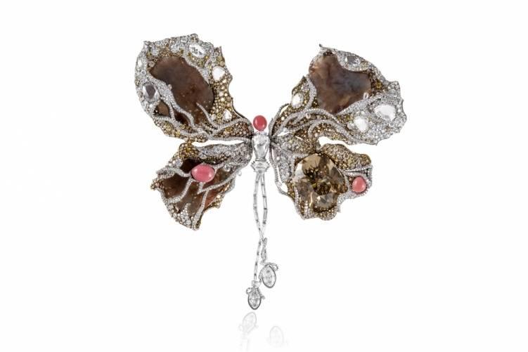 2014 Black Label Masterpiece No. 1_Ballerina Butterfly_dancer