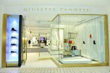 Giuseppe Zanotti at the Beverly Center