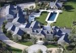 A Peek Inside Kim Kardashian and Kanye West's $20 Million Mansion