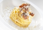 Impress Guests (Or That Someone Special) with Chef Luciano Monosilio's Signature Carbonara Dish