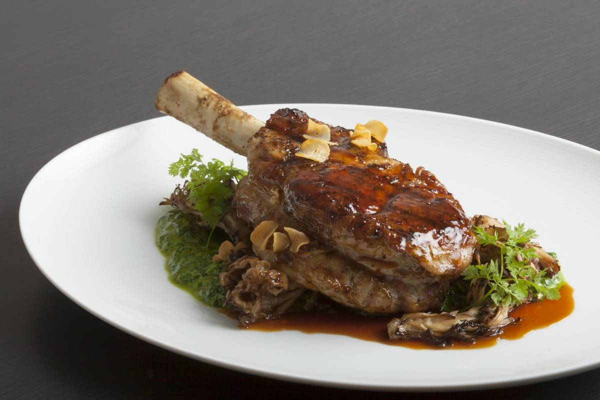 Pennsylvania_Veal_Chop_Loews_Regency_Fall Recipes