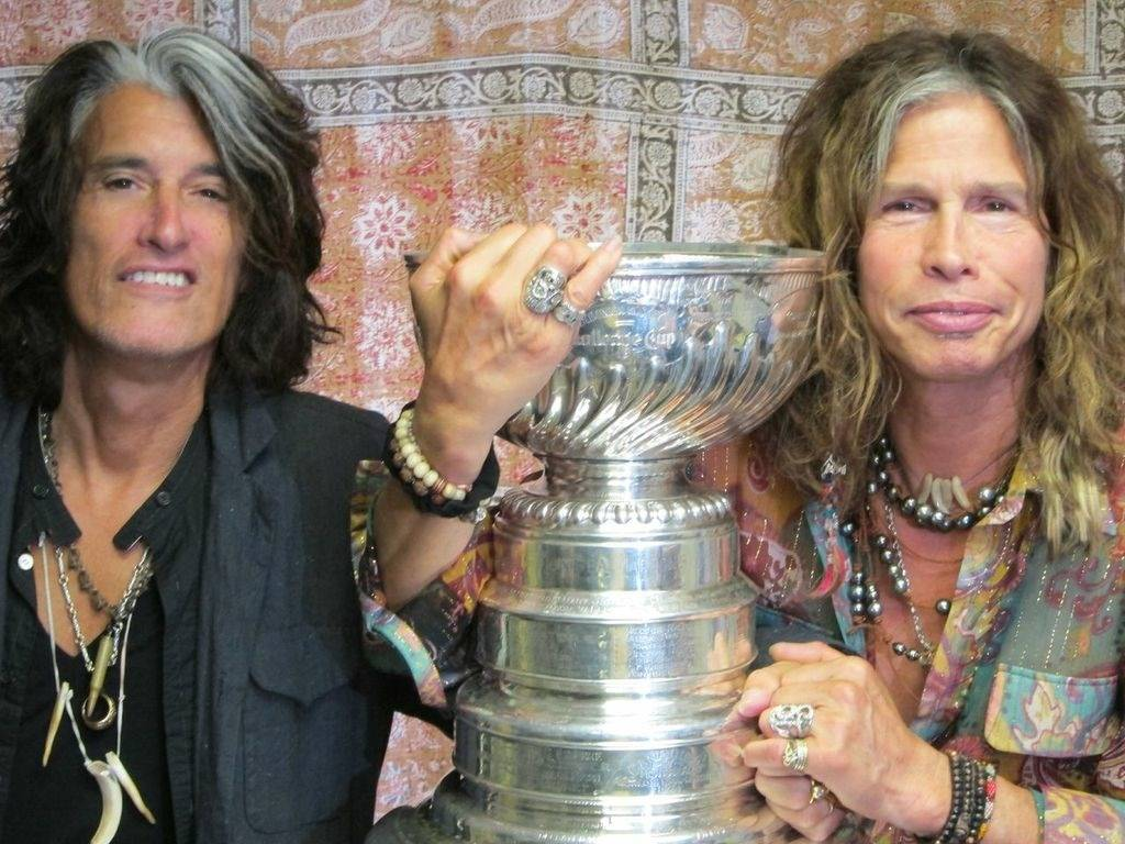 what band did steven tyler play in