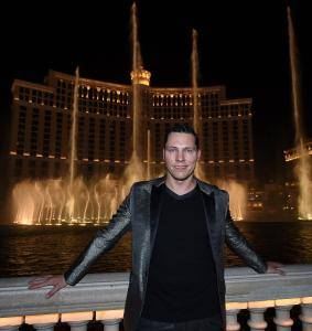 Tiesto Bellagio Fountains