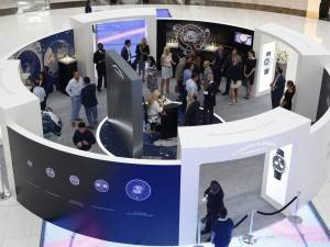 A. Lange & Söhne Presents 'Precision Beyond Accuracy' at The Dubai Mall