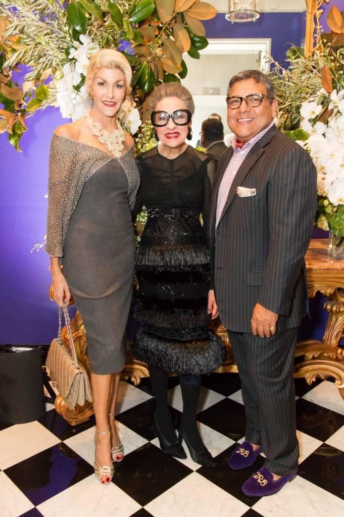 Karen Caldwell, Joy Venturini Bianchi and J.  Riccardo Benavides