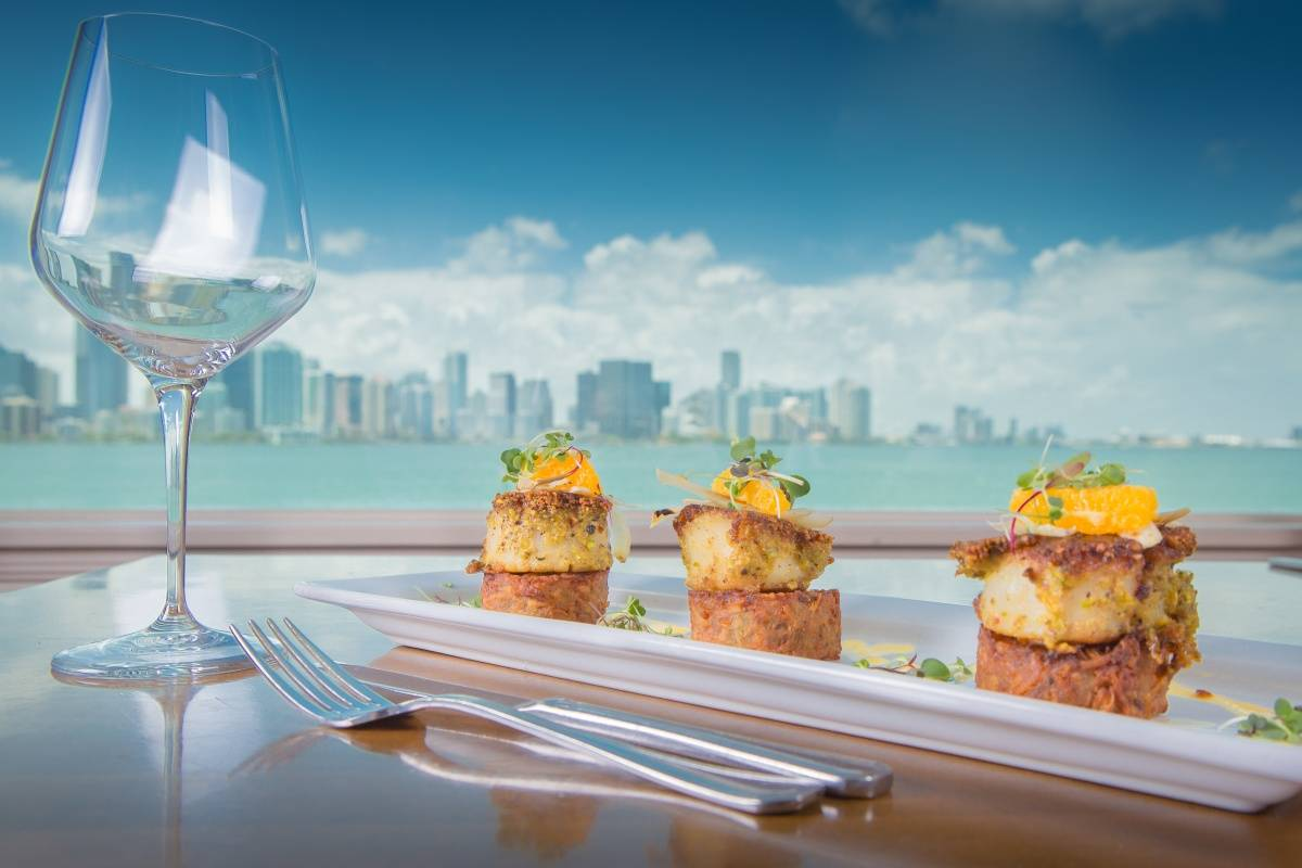5 Best Miami Brunch Spots With A View