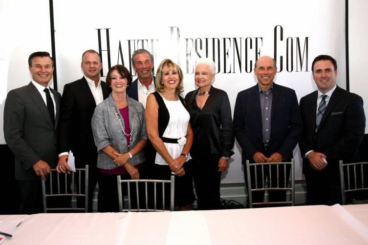 Frank Symons, Rob Giem, Suzanne Perkins, Stephen Shapiro, Myra Nourmand, Joyce Rey, Jeff Hyland
