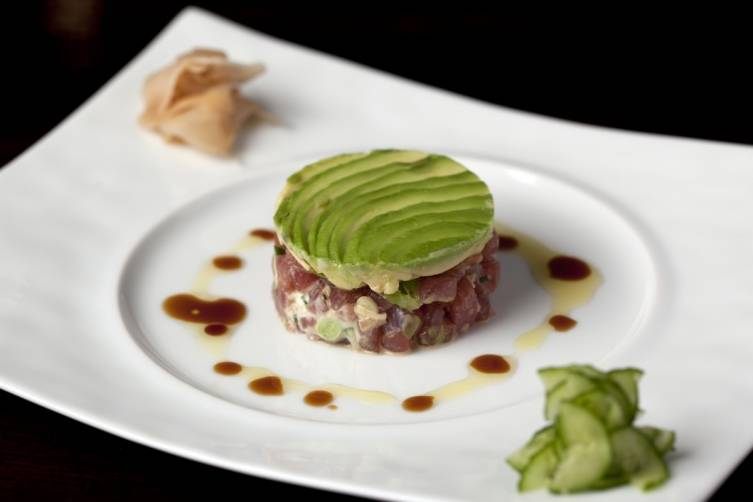 45PL CUT - Big Eye Tuna Tartar