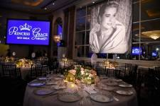 tmosphere in The Ballroom at the 2014 Princess Grace Awards Gala