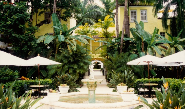 BC Courtyard