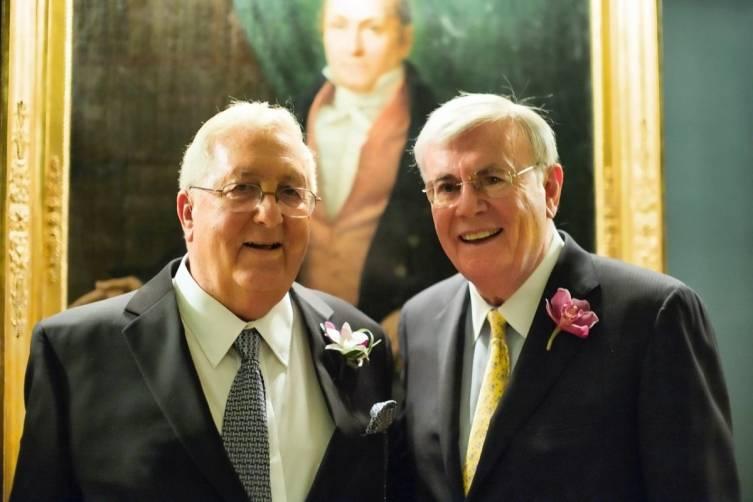 Bob Farmer and Pat McGovern 2