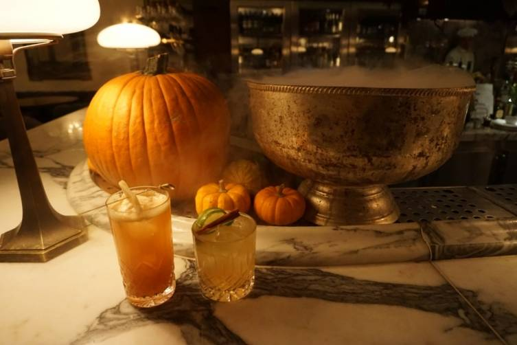Cecconi's Halloween Cocktail Specials