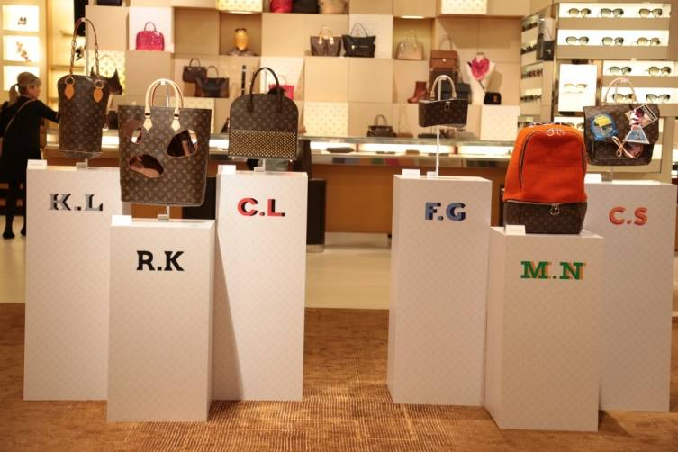 Celebrating the Louis Vuitton Monogram Collection