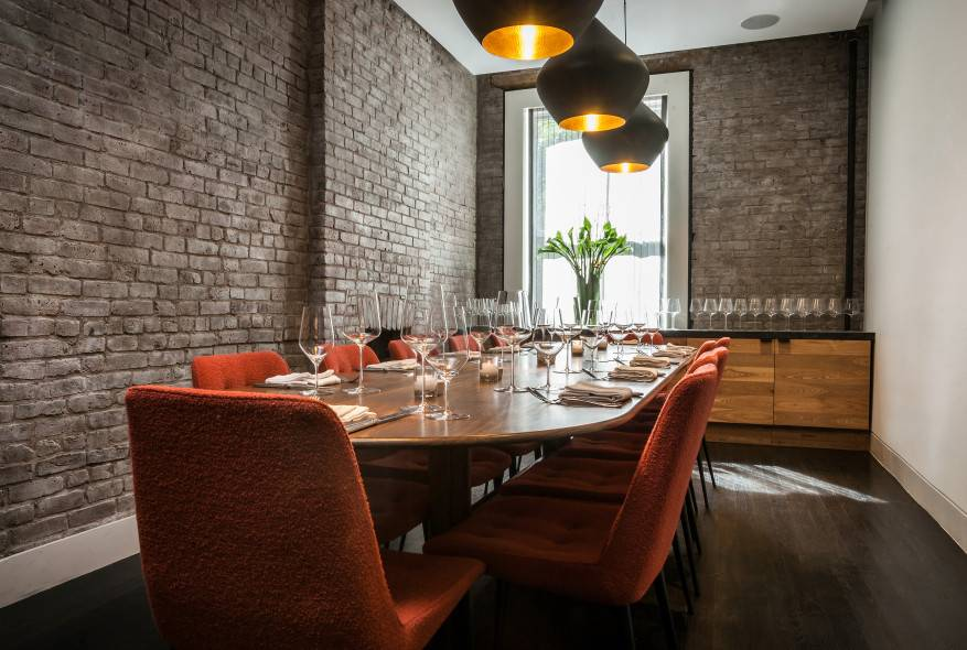 Best private new york city dining rooms for Best hotel dining rooms