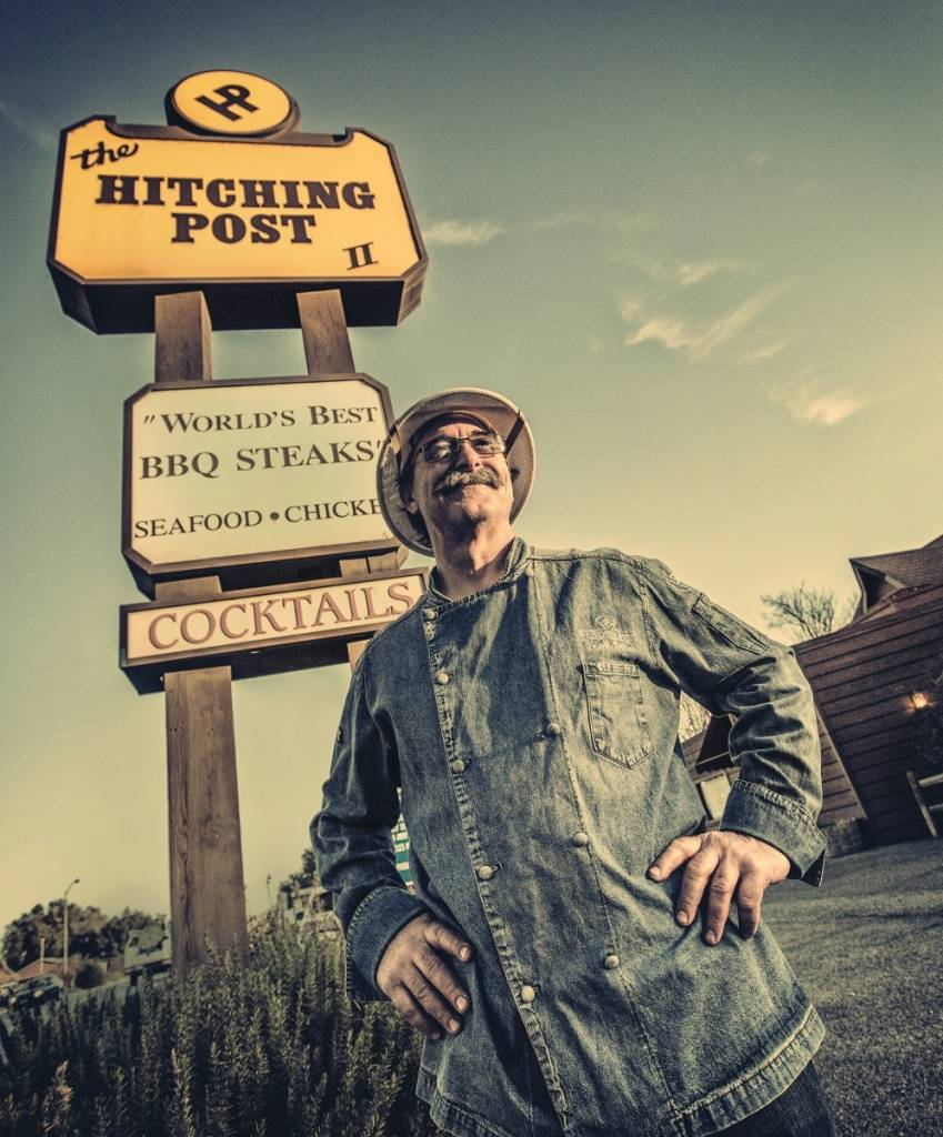 Frank Ostini & The Hitching Post