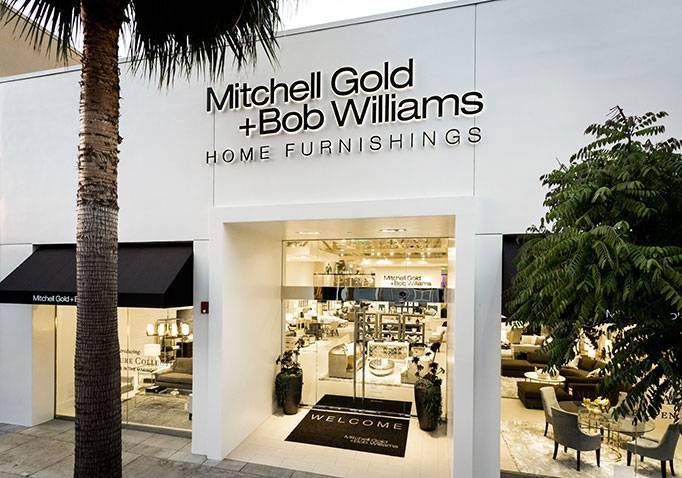 Mitchel Gold + Bob Williams' Signature Store in Beverly Hills