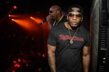 Nelly at TAO Nightclub
