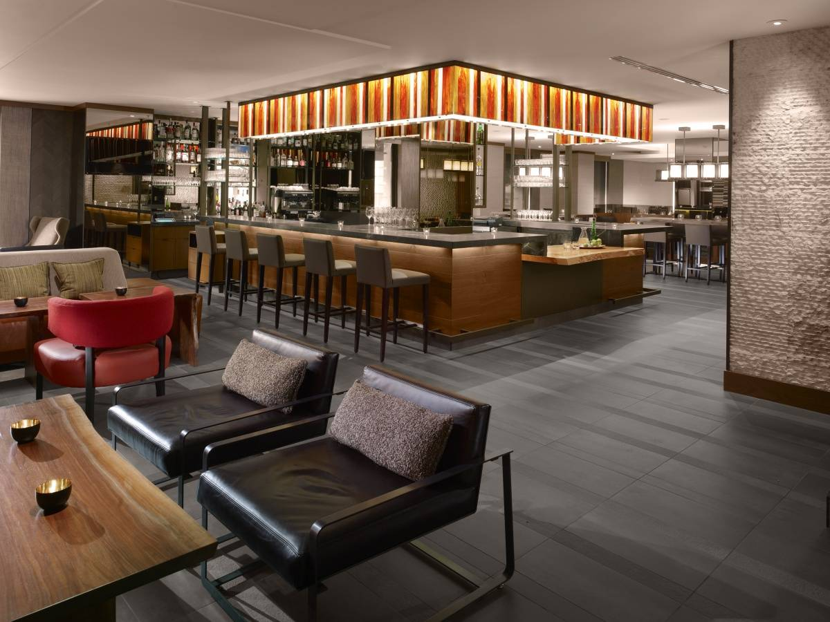 Hotel bars sf for Hippest hotels