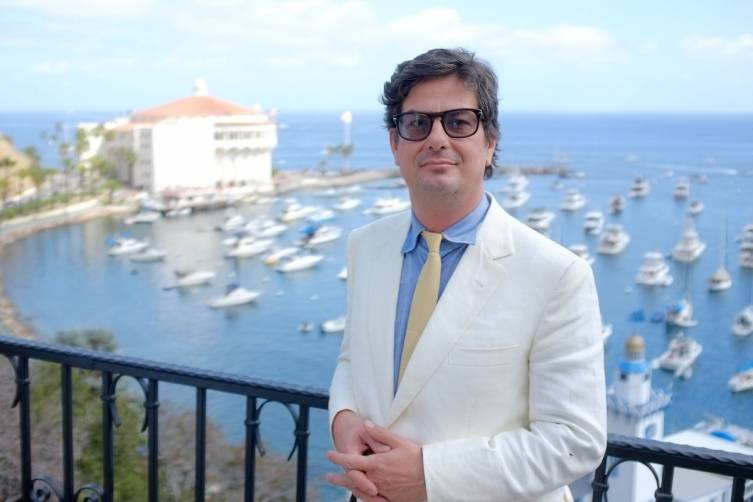 Roman Coppola attends the Catalina Film Festival