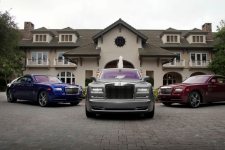 The Rolls-Royce 2014 Wraith and Phantom. All photos by Robert Guio via Rolls-Royce Motorcars NA.