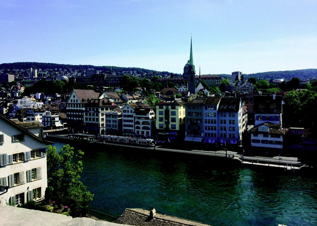 The new zurich explore switzerland 39 s luxury paradise for Haute zurich