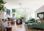 A Glimpse Inside Patrick Dempsey's Frank Gehry Malibu Home